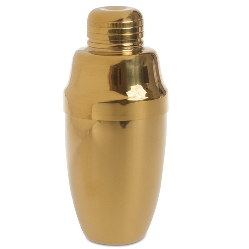 cocktail kingdom agitador usagi 500ml gold plated c1122g