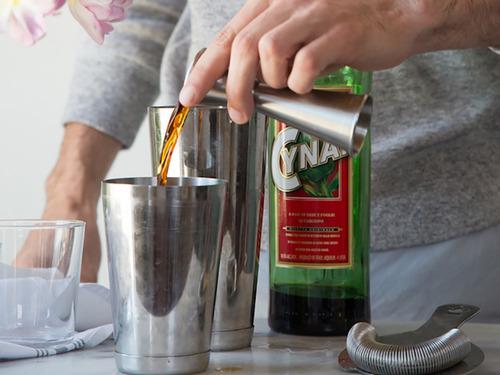 cocktail kingdom koriko: 2 cocteleros pesados 28/18 oz c1121