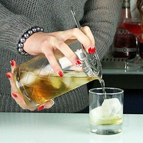 cocktail kingdom vaso mezclador yarai 17oz/500ml c1120