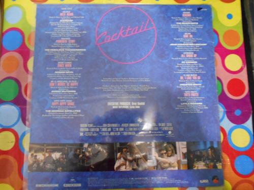 cocktail lp original motion picture, soundtrack