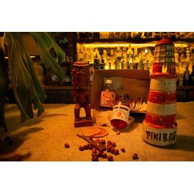 Cocktails Tiki Bar Mar Del Plata + Vaso Tiki