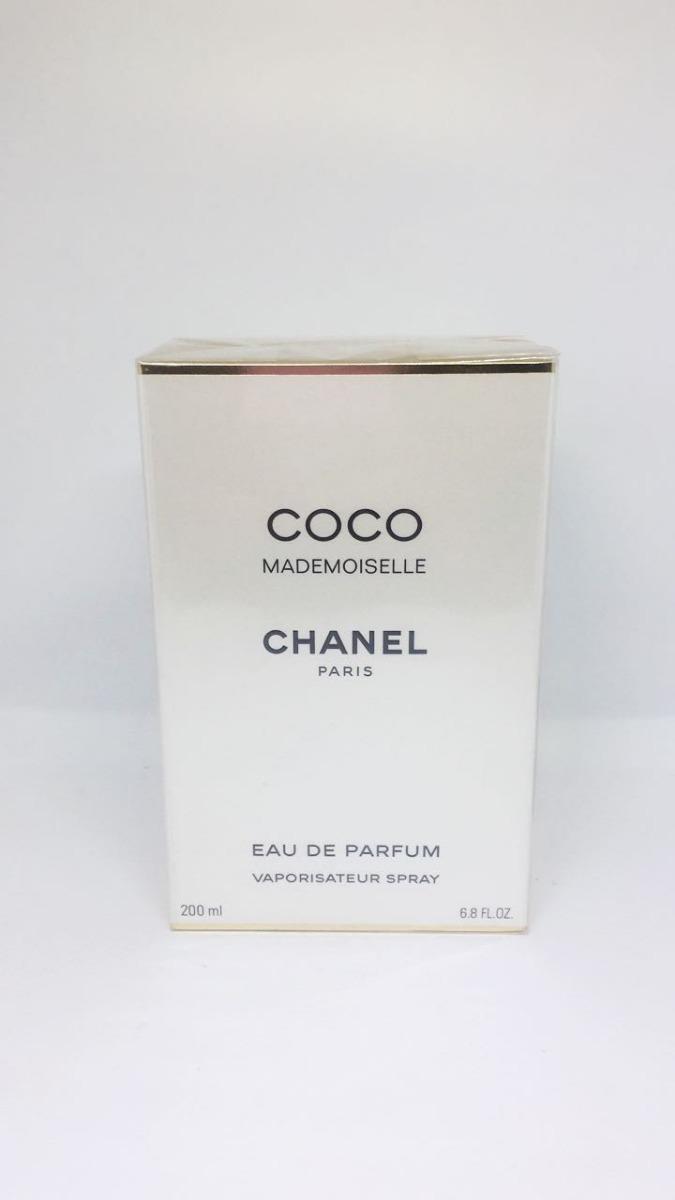 b3a2bc438ce coco mademoiselle eau de parfum 200 ml - original. Carregando zoom.