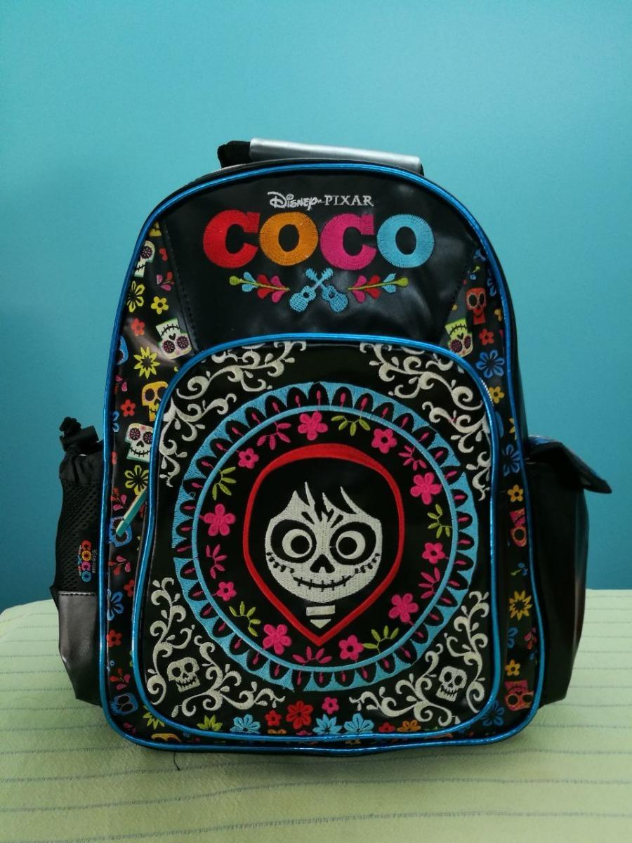 ca6242bdf Coco Mochila Espalda 16 Pulgadas Original 100% Disney - $ 990,00 en ...