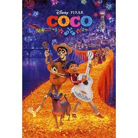 Coco Pelicula (link Directo - Audio Latino - Full Hd )