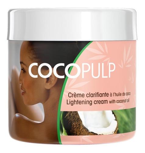 coco pulp lightening creme com coco óleo promoção.