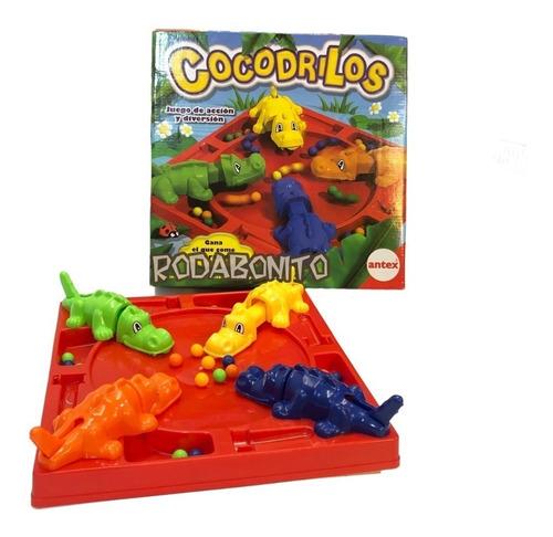 cocodrilos juego de mesa de rapidez antex 4328 edu full