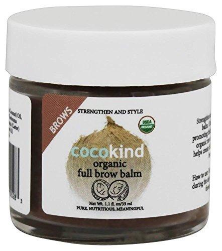 cocokind organic full brow balm