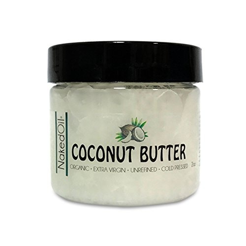 coconut butter-nakedoil aceite de coco 100%, aceite de coco