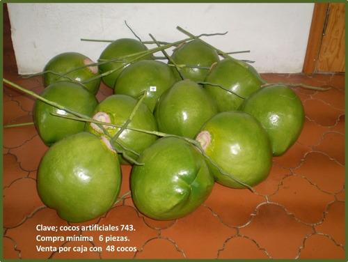 cocos artificiales