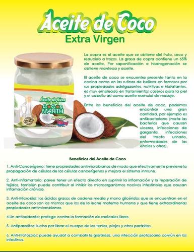 cocos marth sas agua de coco 100% natural
