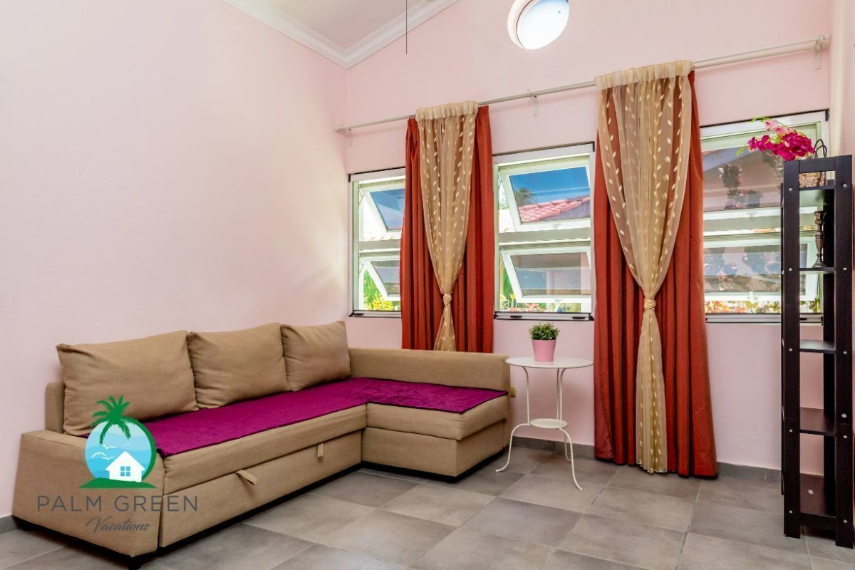 cocotal 3 bedroom golf view villa with swimming pool