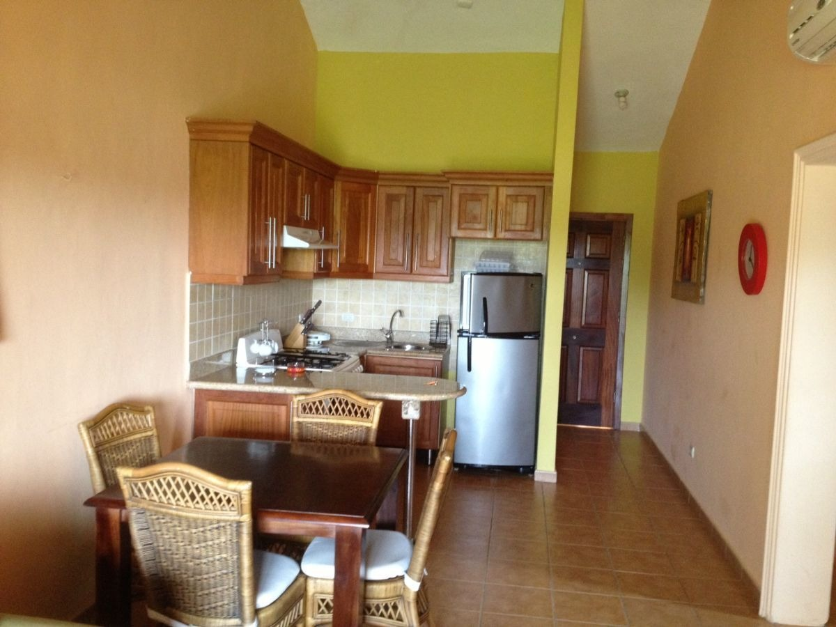 cocotal bavaro apartment  fully furnished 2 bed