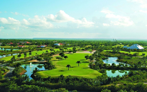 cocotal for rent golf view  apartment  2 bedrooms 2 bathrooms