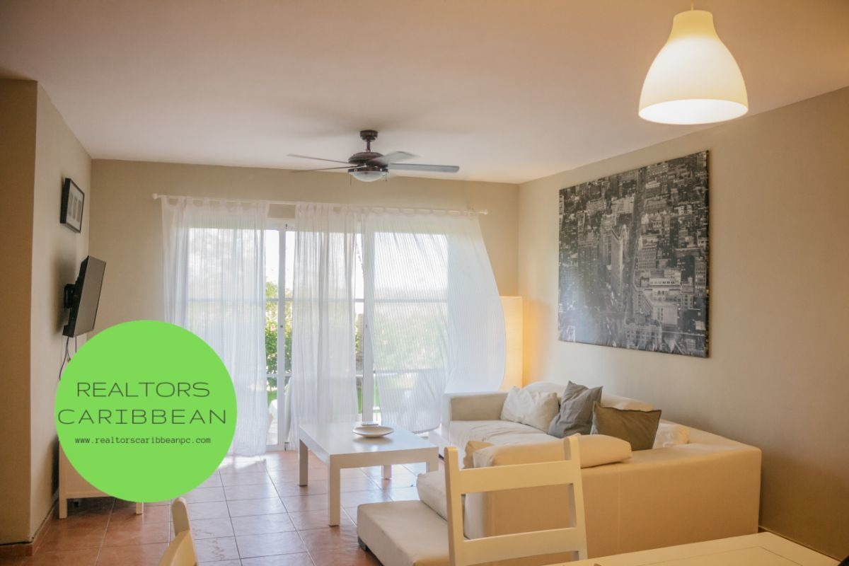 cocotal golf course apartment 2 bedrooms garden view wifi free
