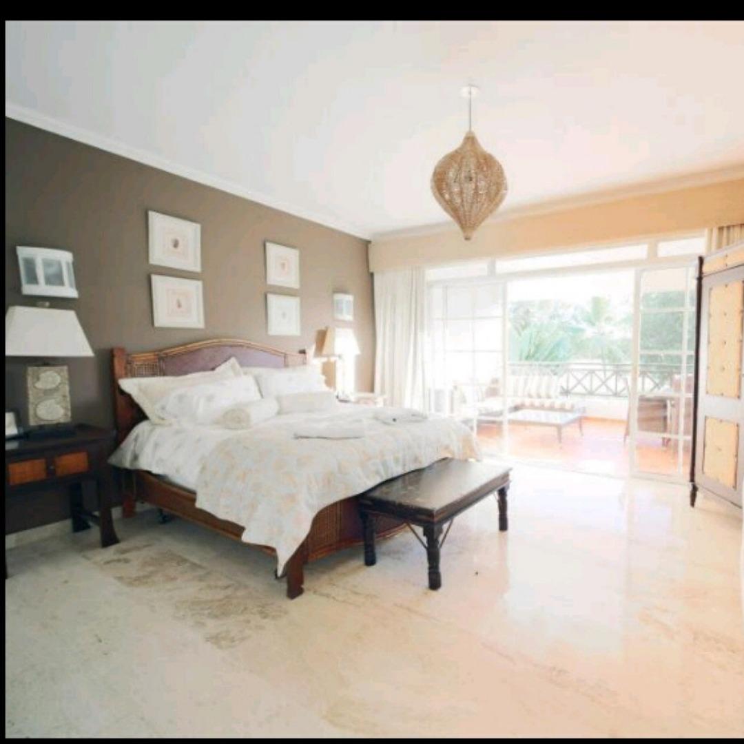 cocotal villa duplex 4hb amplia  vista golf