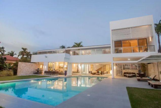 cocotal villa ilucion   vacation rental