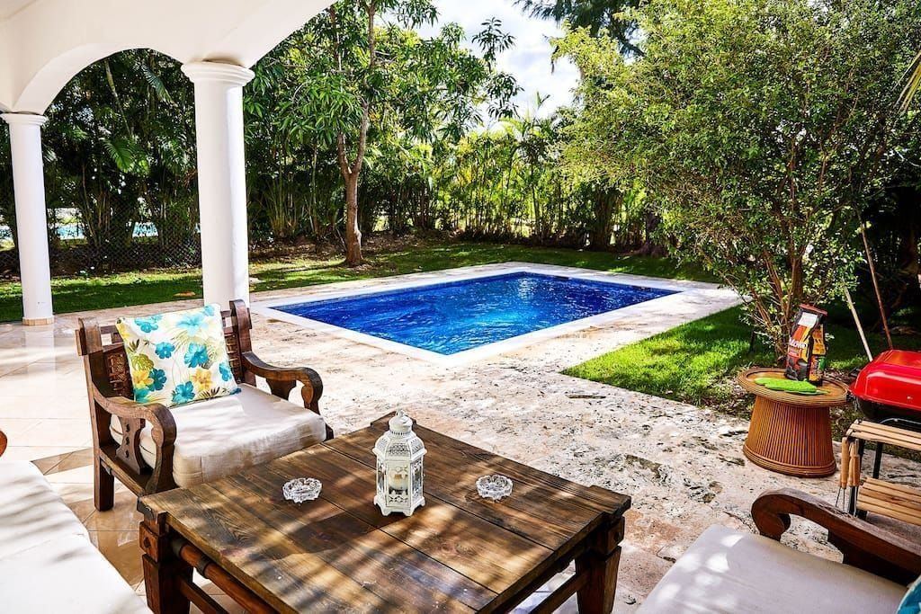 cocotal villa tropical  vacation rental