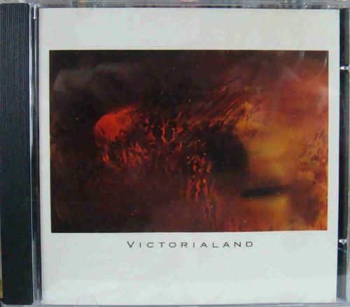 cocteau twins cd victorialand importado usado 1986