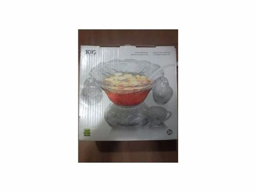 coctelera - ponche - 27 piezas - nuevo  12$