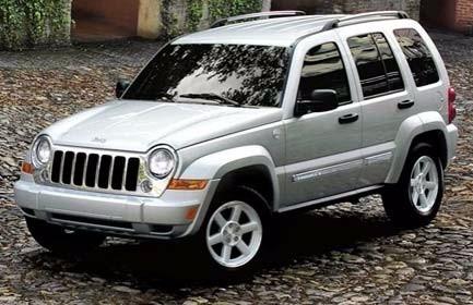 cocuyo delantero izquierdo jeep cherokee 2003 - 2004