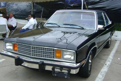 cocuyo frontal fairmont 1977-1979