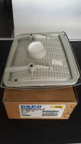 cocuyo izquierdo blanco de bronco taiwan 1994/1998