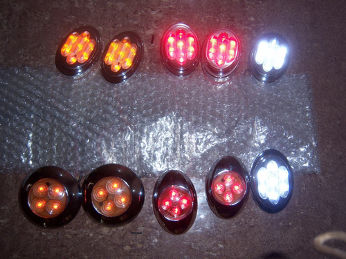cocuyo luces led para carros camiones y encavas