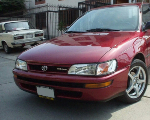 cocuyo mica cruce toyota corolla baby camry 94-98