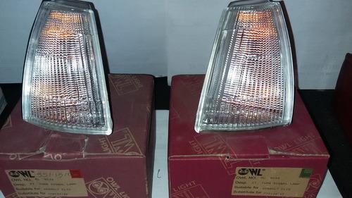 cocuyo o luz de cruce renault clio 96 (izquierdo y derecho)