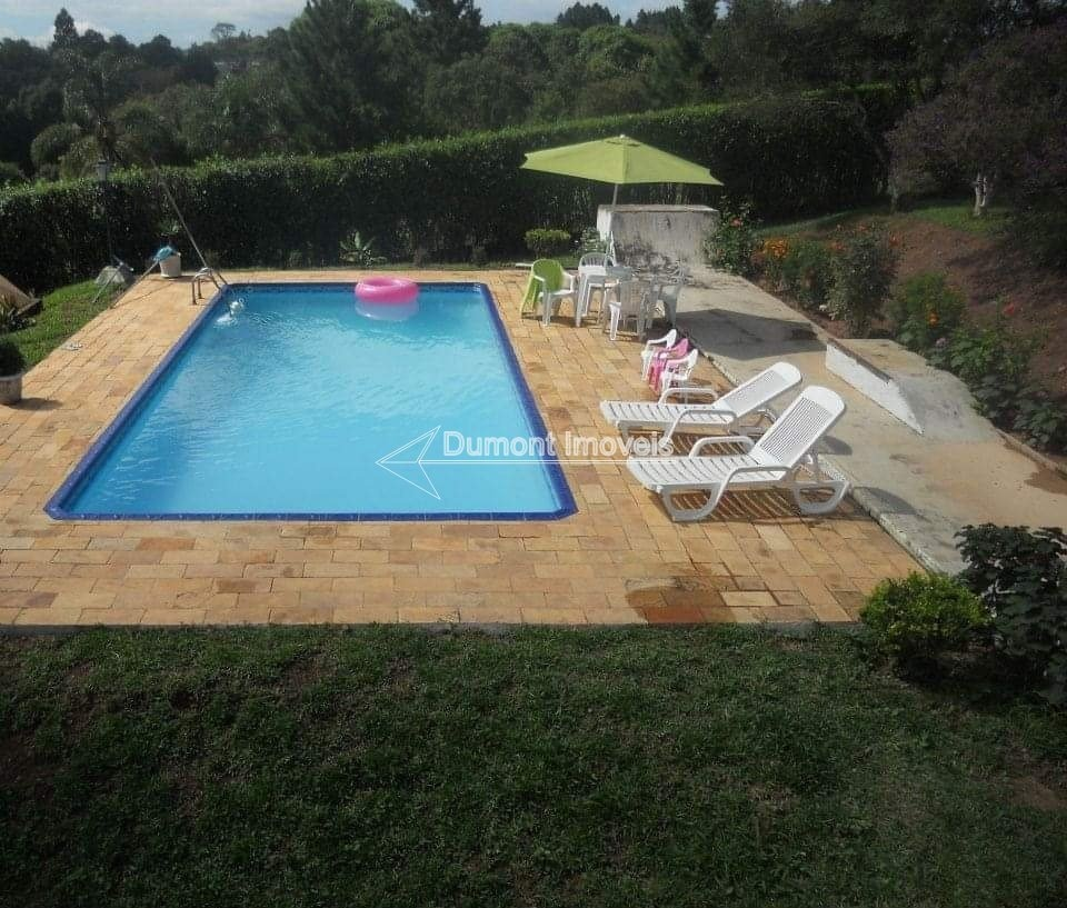 cod.: 192 belíssima chácara com piscina
