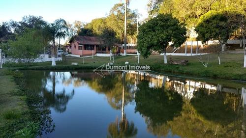 cod.: 210 linda chácara com lago