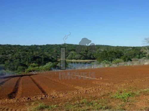 cód 2497 - ibiúna: terreno pé na água - para investidor - 2497