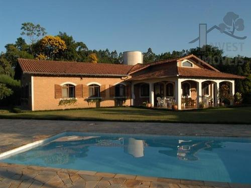 cód 3520 - maravilhosa chácara com 3.000 m² em são roque!!! - 3520