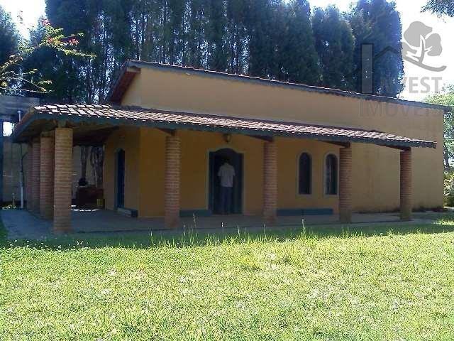 cod 3792 - ótima chácara 1.600 m² com localização privilegia - 3792