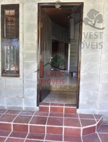 cód 3813 - linda chácara em condomínio fechado - 3813