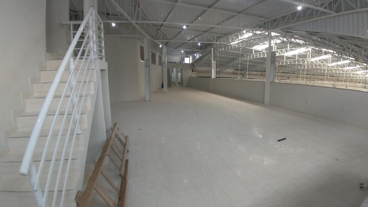 cód. 486 salão comercial 1000 m² santana r$12.500