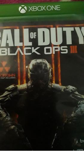 cod black ops lll xbox one fisico usado