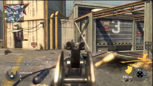 cod call of duty black ops 2 ps3 gold digital ingles zombies