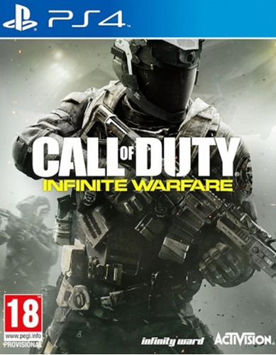 cod call of duty infinite warfare ps4 digital con tu usuario