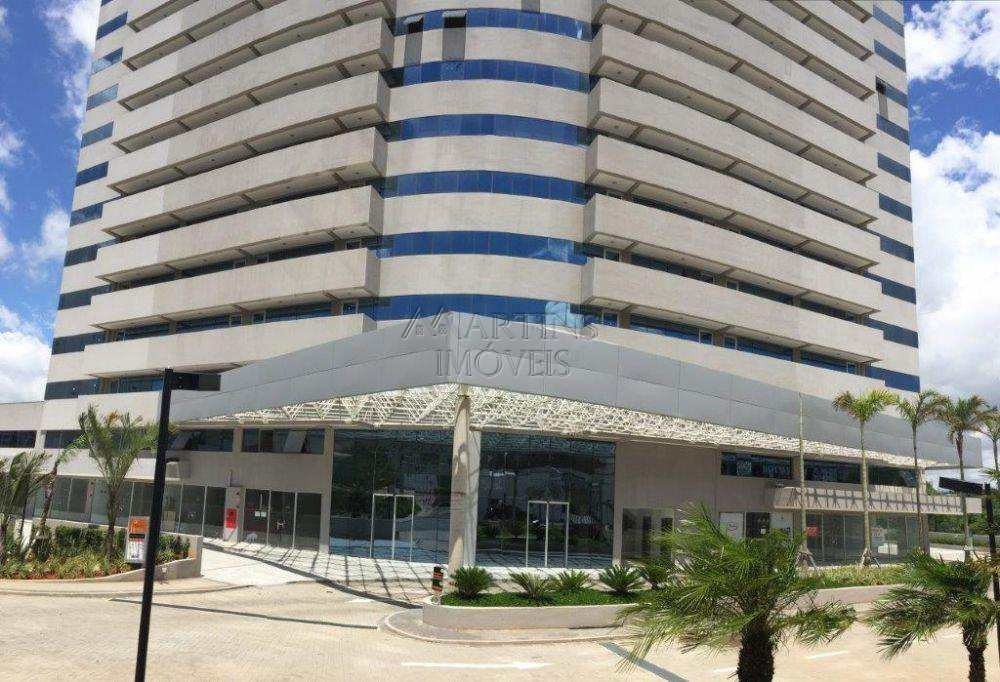 cod: m-6395 | the one office tower | sala 51 m² andar alto - v6395
