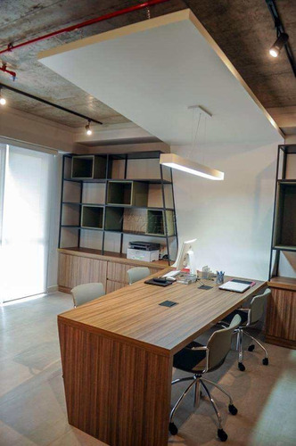 cod: r-6292 | in design office | sala completa 35 m² 1 vaga - a6292