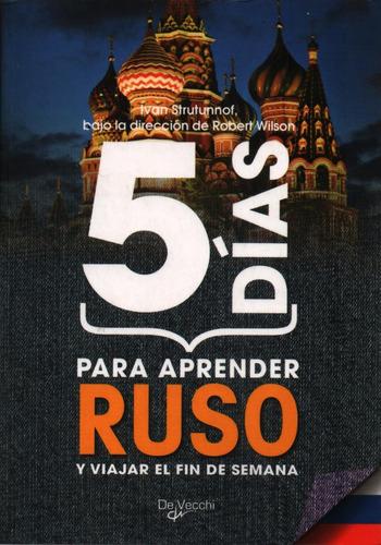 cod.005 libro 5 días para aprender ruso y viajar el fin...