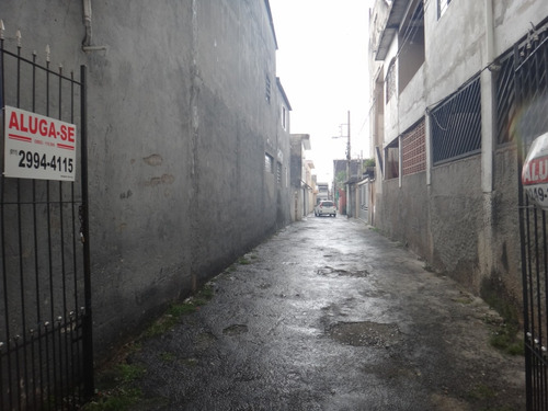 cod:444 casa térrea jd. brasil 1 dorm. 1 vaga 800,00