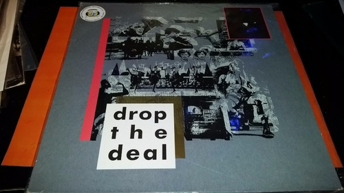 code 61 drop the deal vinilo maxi germany 1998 impecable