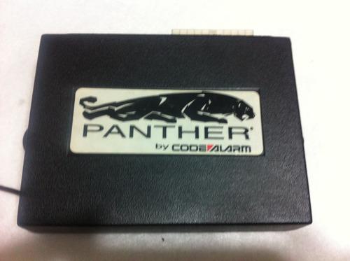 code alarm panther cerebro alarma auto