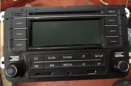 Code Código Desbloqueio Rádio Volkswagen Vw Rns Rcd 510