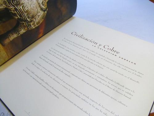 codelco, civilizacion y cobre, 2001.