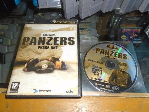 codename panzers phase one pc envio gratis