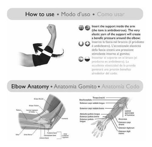 codera ortopedica brazo pura+