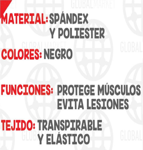 codera  protectora basketball voleibol fitness deportes +